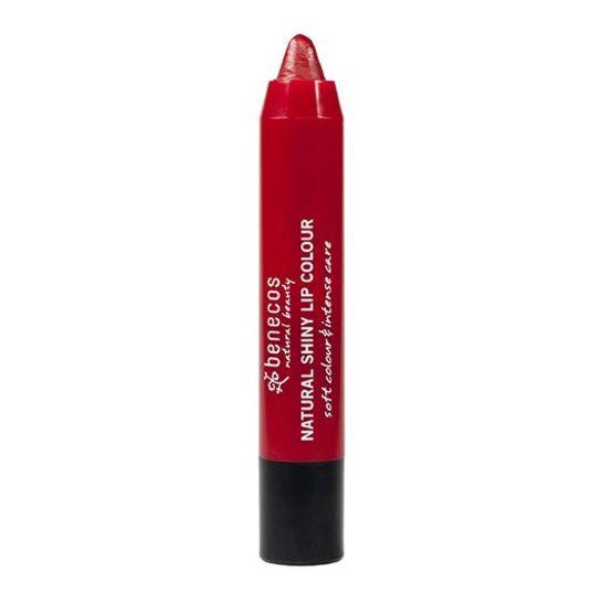 Benecos Natural Shiny Lip Silky Tulip