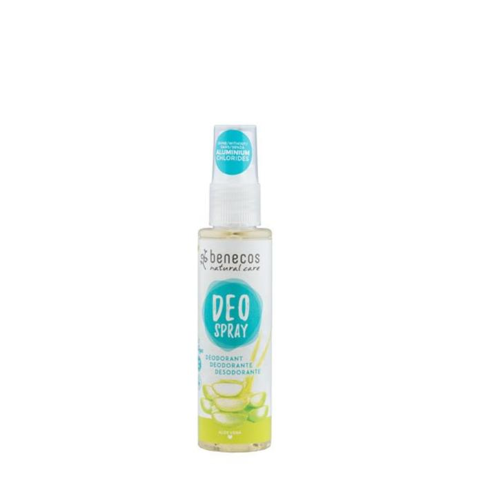 Benecos Natural Deo Spray Aloe Vera