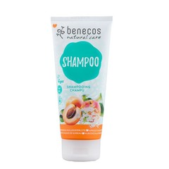 Benecos Natural Shampoo Apricot - Elderflower