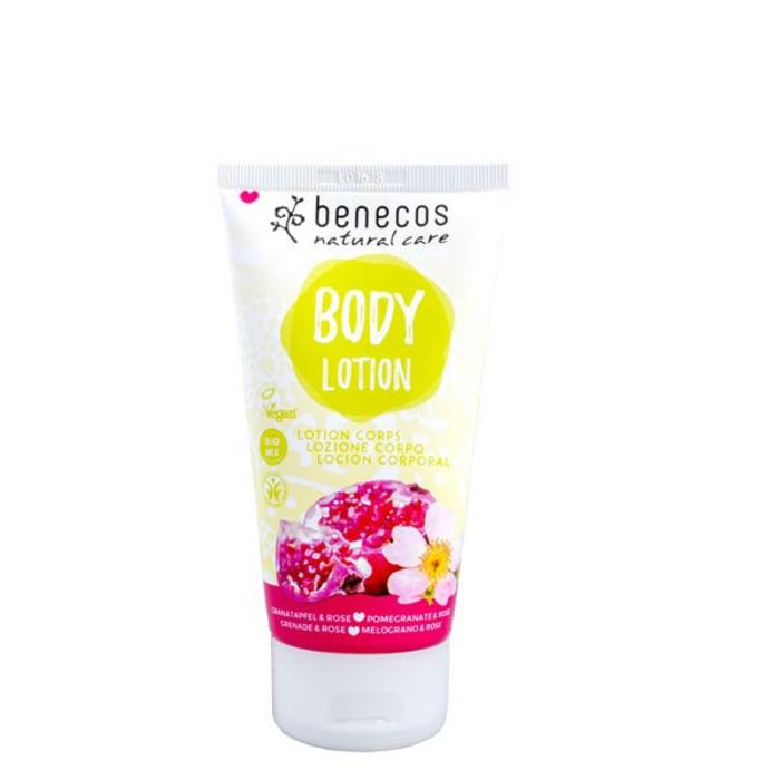 Natural Body Lotion Pomegranate - Rose