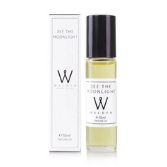 Walden Natural Perfume Perfume See The Moonlight Oil Roll-on 10ml