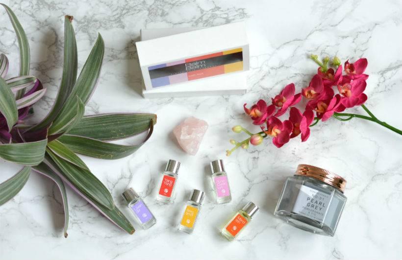 Balm Balm gift set review | 5 x natuurlijke parfum