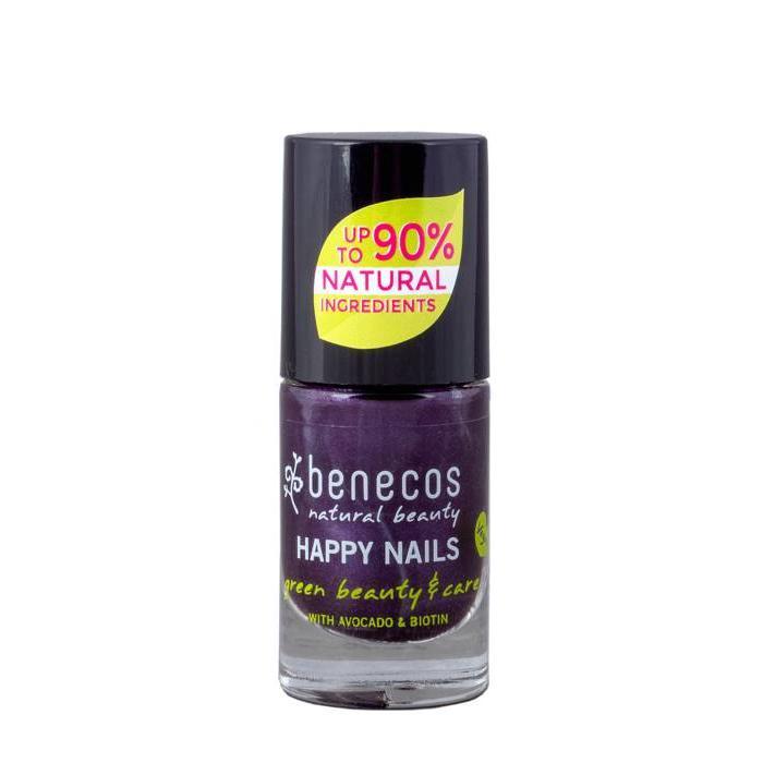 Benecos Vegan Nail Polish Galaxy