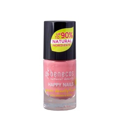 Benecos Vegan Nail Polish Bubble Gum 20-FREE