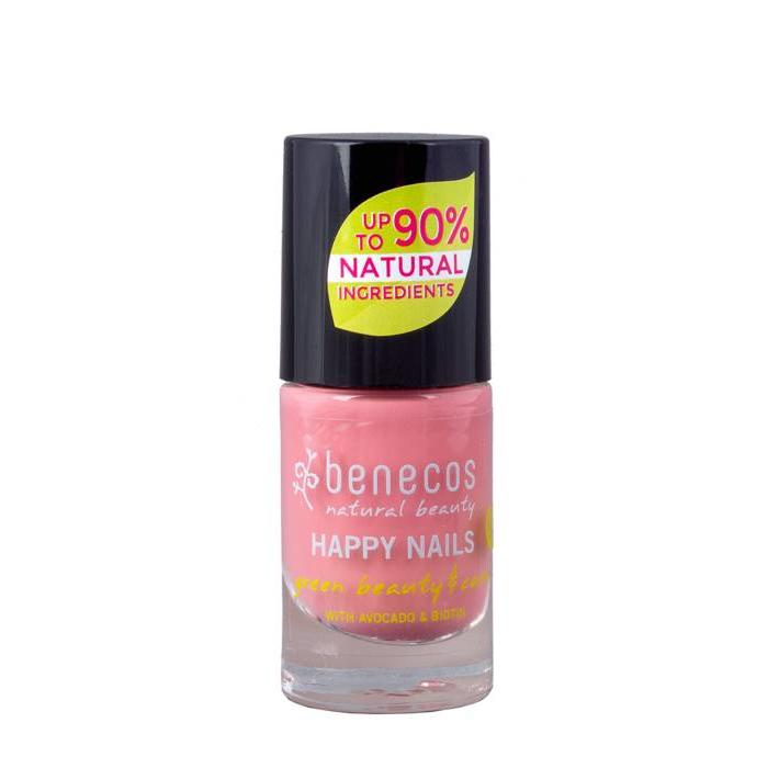 Benecos Vegan Nail Polish Bubble Gum