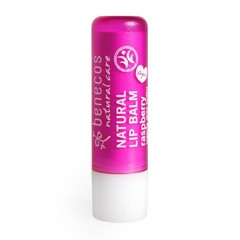 Benecos Natural Vegan Lipbalm - Raspberry 4,8g