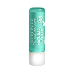 Benecos Natural Vegan Lipbalm - Mint 4,8g