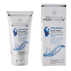 Montbrun eau Thermale SOS crème voor pijnlijke gewrichten