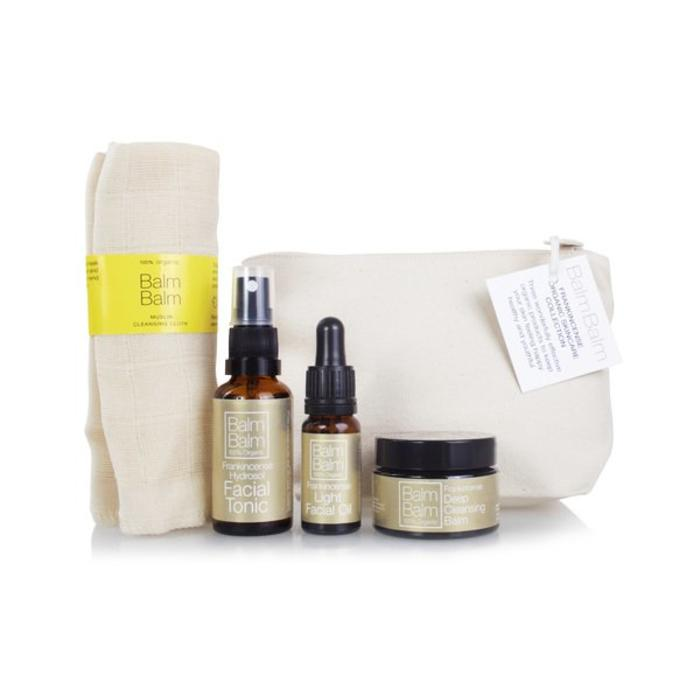 Balm Balm Frankincense Facial Travel Set