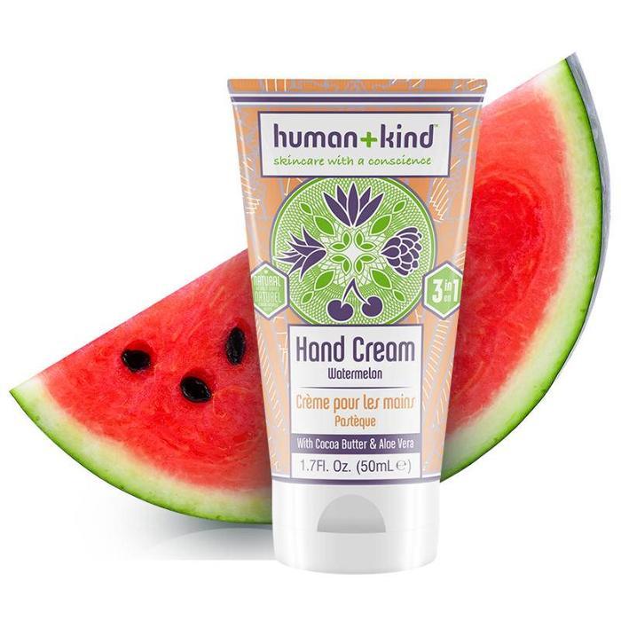 Human+Kind Hand Elleboog Voet Creme Vegan Watermelon