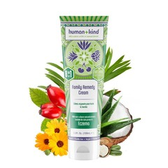 Human+Kind Familie SOS Remedy Creme Vegan 100ml
