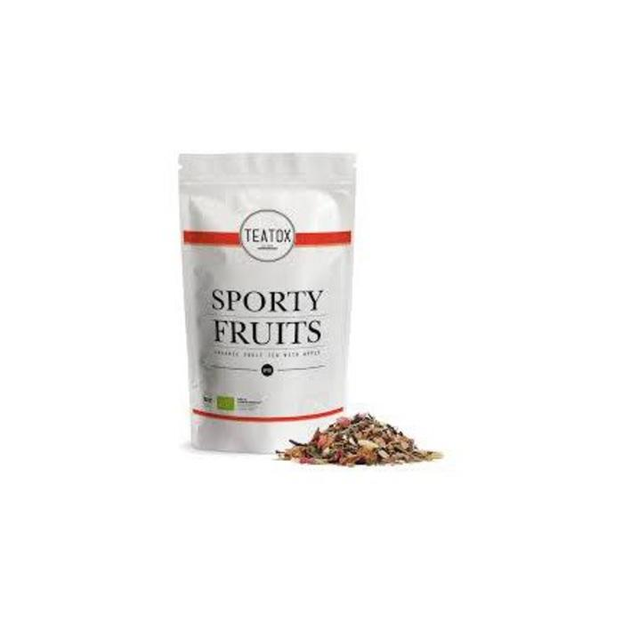 Teatox Sporty Fruits Bio 60g REFILL
