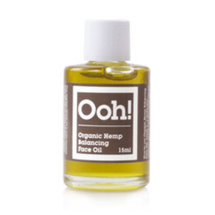 Ooh! - Oils of Heaven  Natural Organic Hemp Balans Face Oil 15ml
