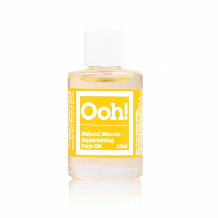 Ooh! - Oils of Heaven Organic Marula Replenishing Face Oil 15ml