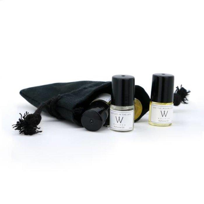 Walden Natural Perfume Parfum Roll-on  Set 7 x 2ml