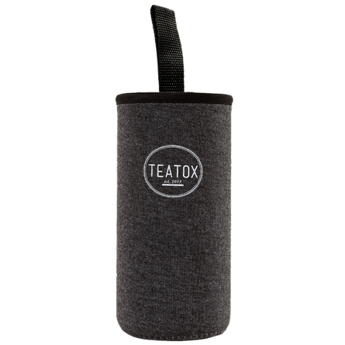 Teatox Thermo-Go Bottle Sleeve - donkergrijs