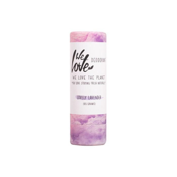 We Love The Planet Natuurlijke Deodorant Stick Lovely Lavender