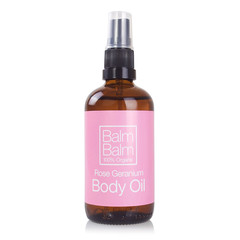 Balm Balm Geranium Body Oil 100ml