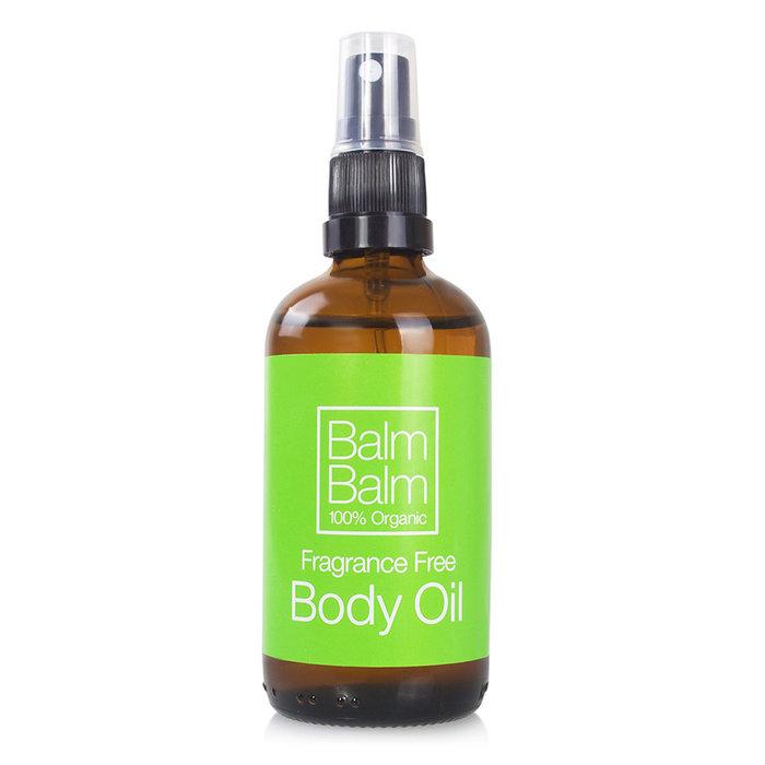 Balm Balm Fragrance free Body Oil 100ml