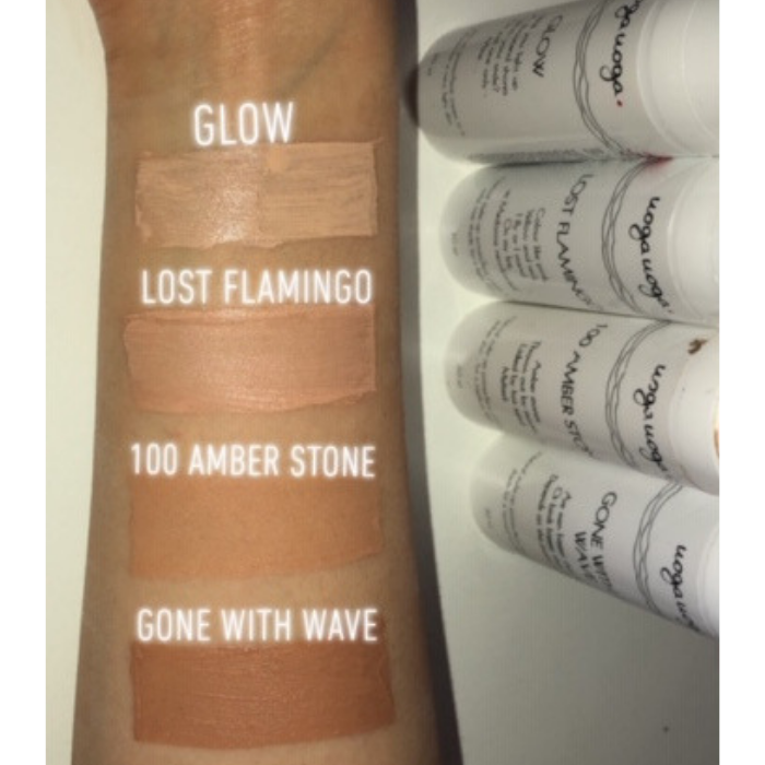 Uoga Uoga Tinted Cream - 100 Amber Stones 663