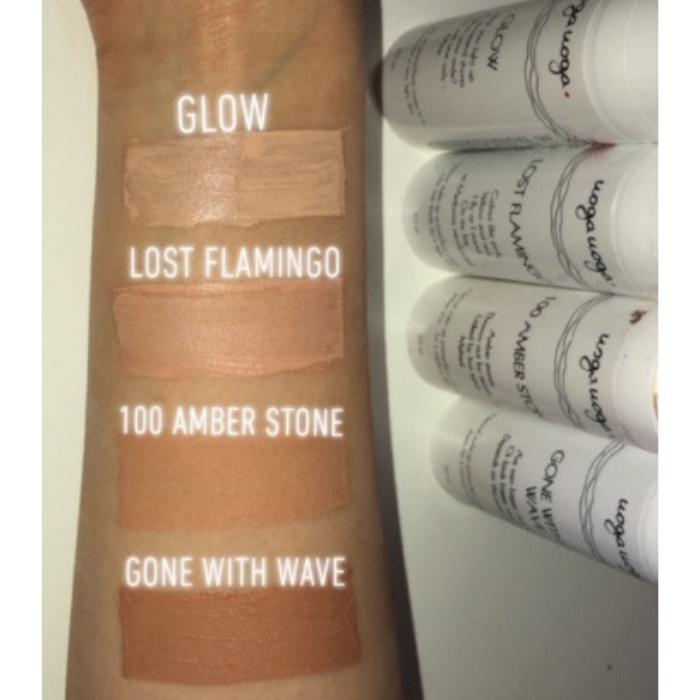 Uoga Uoga Tinted Cream - Primer Gone with the Wave 661