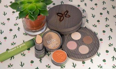 Tip: vegan en natuurlijke make-up van Boho!