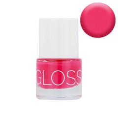 Glossworks Natuurlijke Nagellak Raspberry Parade 9ml