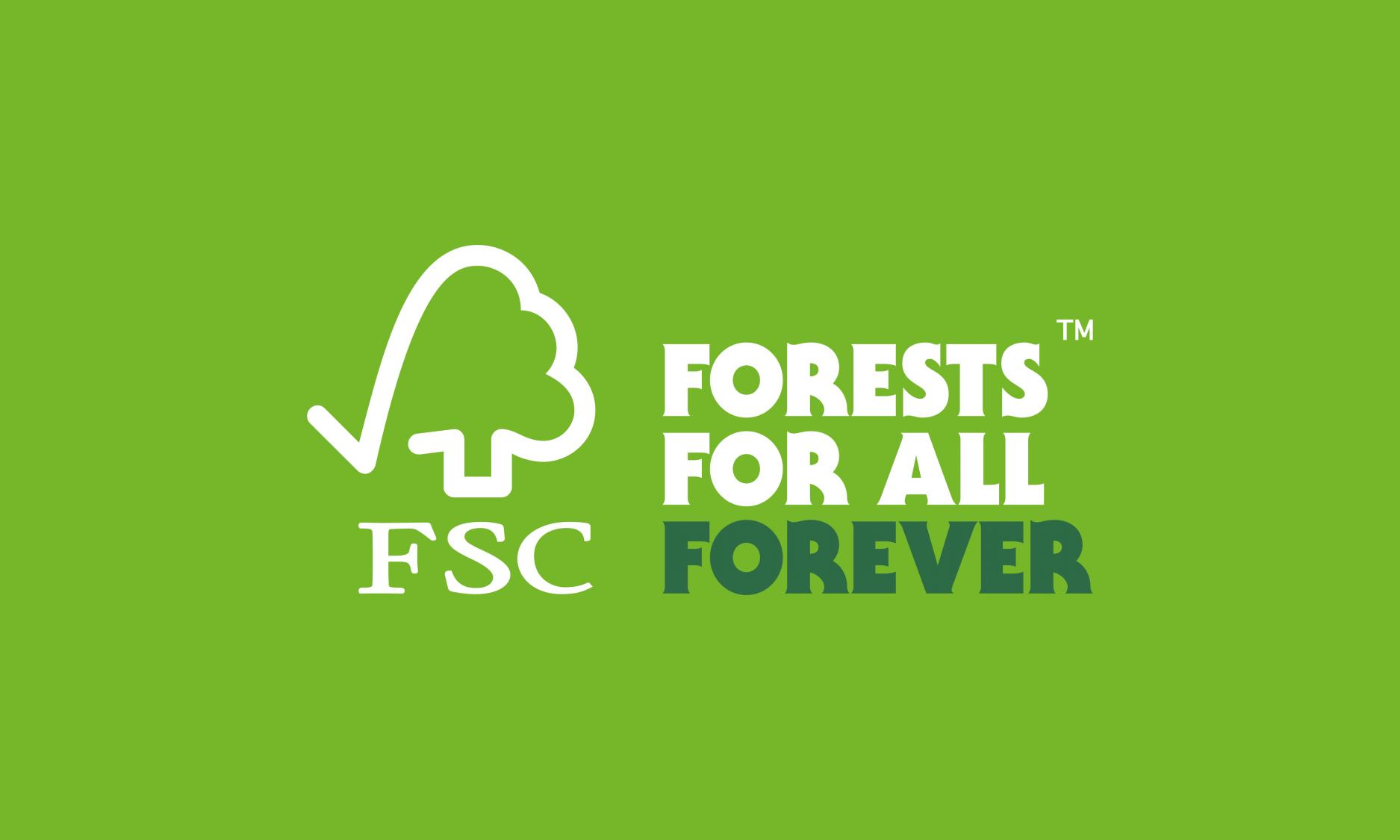 FSC gecertificeerde verpakkingsmaterialen