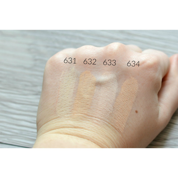 UOGA UOGA Foundation Powder Bronze 638 SPF15