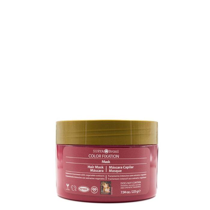 Surya Brasil Vegan Color Fixation Haarmasker 230ml