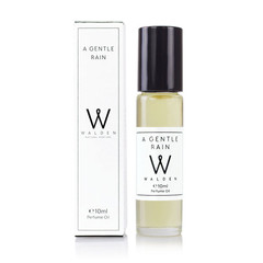 Walden Natural Perfume Perfume A Gentle Rain Oil Roll-on 10ml Unisex