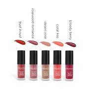 Benecos Lipstick Liquid Natural MAT Coral Kiss