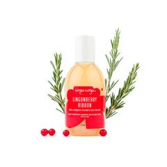 Uoga Uoga Shampoo Vegan Lingonberry Ribbon - voor vet haar