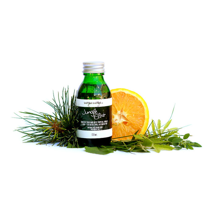 Uoga Uoga Repair Haar Olie Vegan - Jungle Elixir