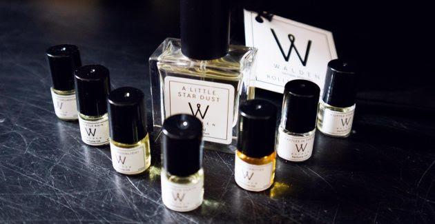 Natuurlijk parfum