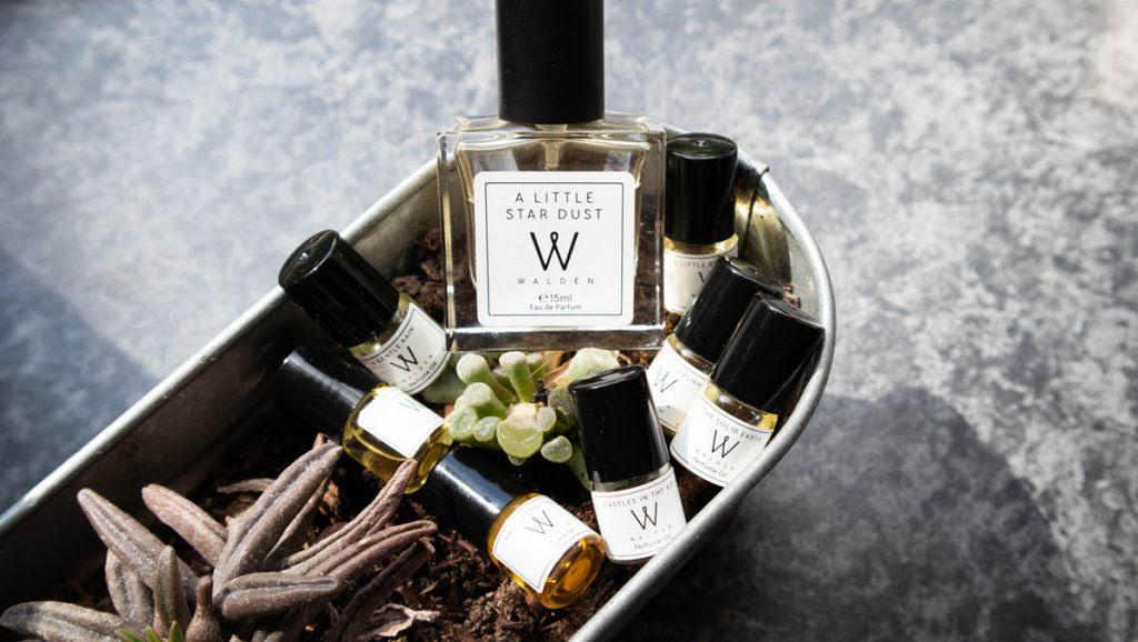 Aanrader! Natuurlijke parfum van Walden