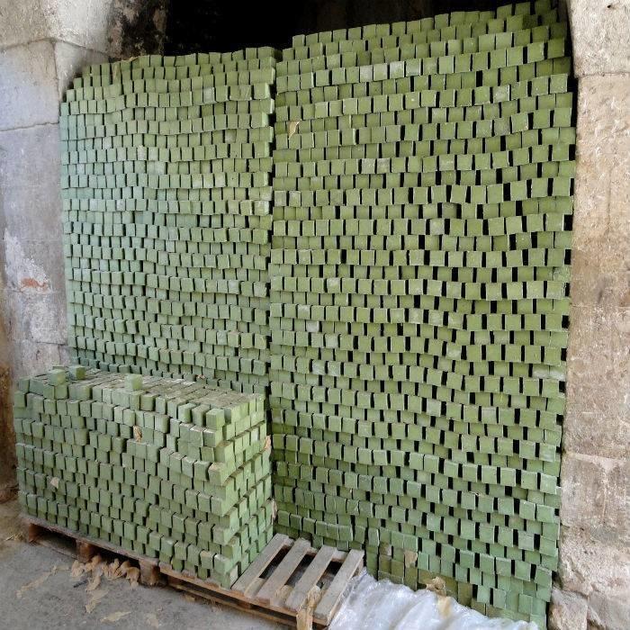 Aleppo Najel Arganolie met Lava-aarde 100g