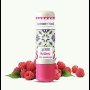 Human+Kind Natuurlijke Lip Balm Raspberry Vegan