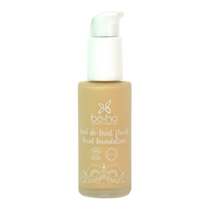 Liquid Foundation 30ml 02 Ivory