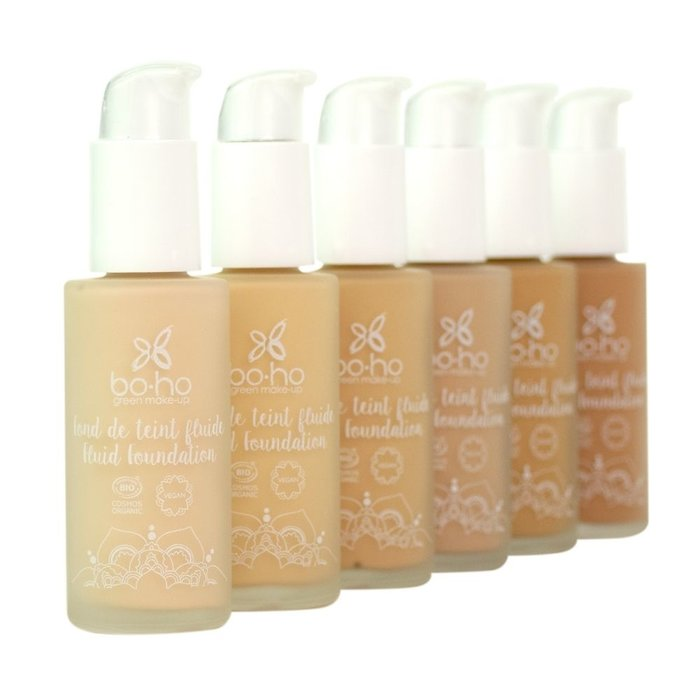 Liquid Foundation 30ml 06 Caramel