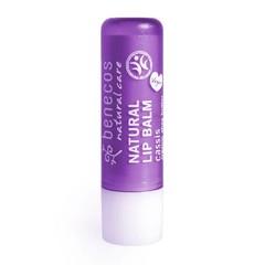 Benecos Natural Vegan Lipbalm - Cassis 4,8g