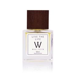 Walden Natural Perfume Perfume Live the Life 50ml Unisex