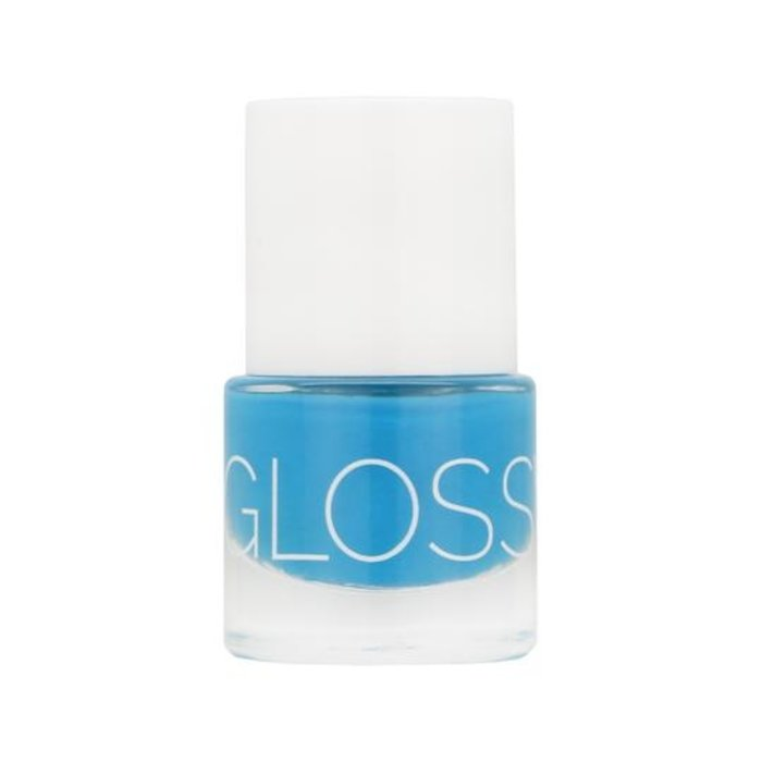 Glossworks Natuurlijke Nagellak Cyantific 9ml
