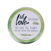 We Love The Planet Natuurlijke Deodorant Creme Luscious Lime VEGAN
