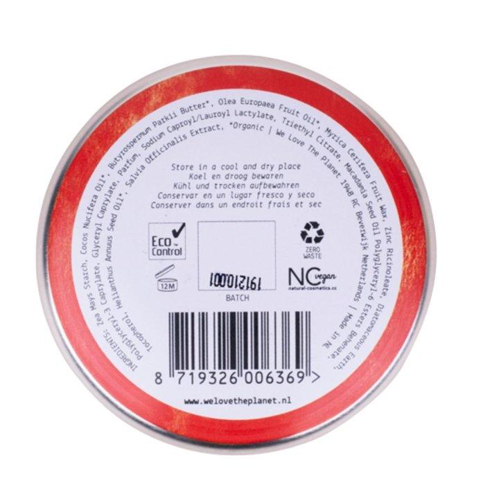 We Love The Planet Natuurlijke Deodorant Creme Sweet & Soft VEGAN