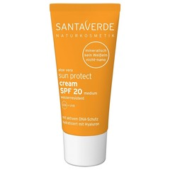 Santaverde Aloe Vera Face Sun Protect Cream SPF20 - 50ml