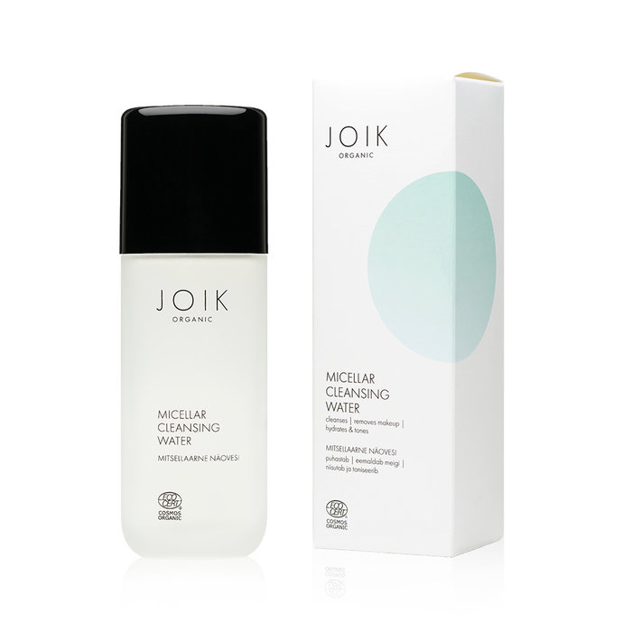 JOIK Organic Vegan Micellar Cleansing water 100ml