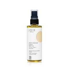 JOIK Organic Vegan Sweet Orange & Mint Body Oil 100ml