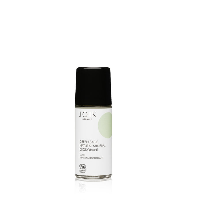 JOIK Organic VEGAN Green Sage Mineral Deodorant 50ml
