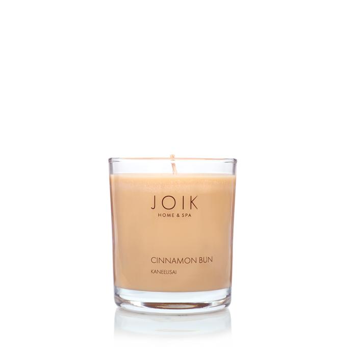 JOIK soywax scented candle Cinnamon Bun, 145 gr.